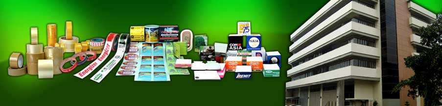 Edisy Trading: Adhesive Films and Tapes Supplier, Philippines