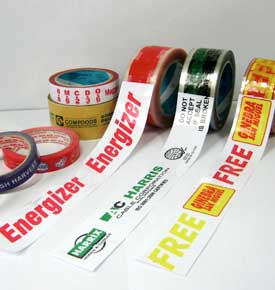Edisy Trading Philippines - Printed Packaging Tapes